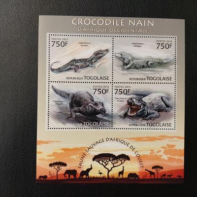 Nový čistý Aršík - Krokodýl   (41 - 91)