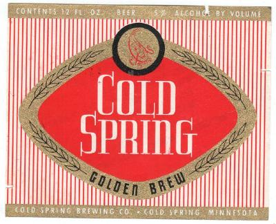 USA Cold Spring Brg - Cold Spring 04 - text vpravo nahoře