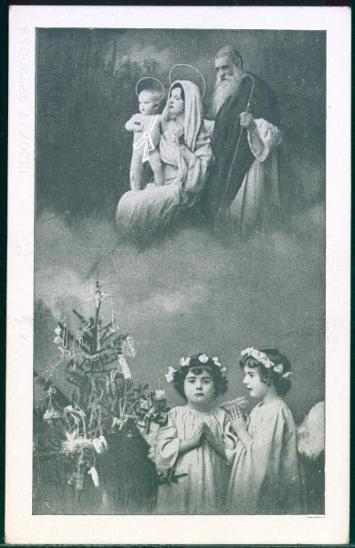 25A204  Žánrová pohlednice- Veselé vánoce