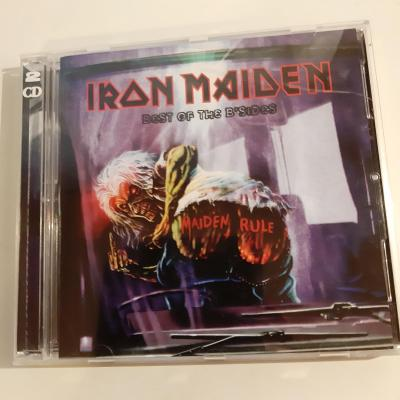 2CD IRON MAIDEN - BEST OF THE B-SIDES  (2002)