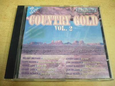 CD COUNTRY GOLD Vol.2