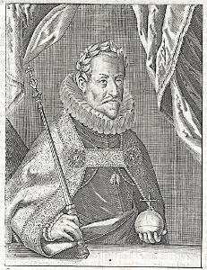 Ferdinand III.B., Merian,  mědiryt (1650)