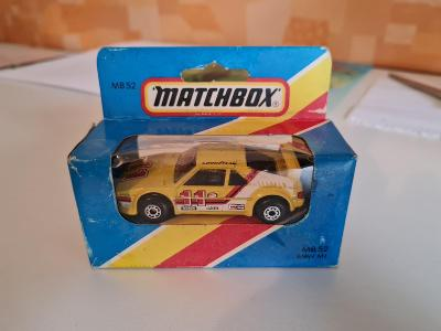 Matchbox BMW M1, MB 52, neotevřená krabička