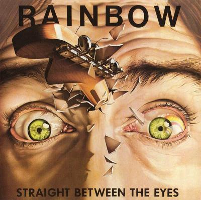 Rainbow : Straight Between The Eyes ( CD USA Reissue, Rem.- 1999 )
