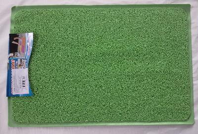 Předložka -rohožka koupelnová 40x60 cm vzor jednobarevná