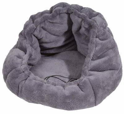 Stahovací pelíšek Adriana 40 cm šedý