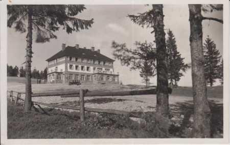 Beskydy, Bílý Kříž - hotel Baron