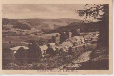 Železná Ruda (Eisenstein), pohled na město