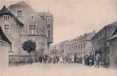 OPAVA - POHLED Z MOSTU - NOVOTISK -54-ZY119
