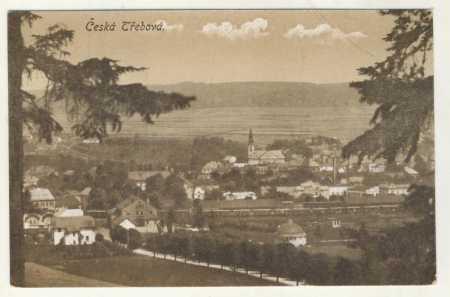 Česká Třebová - celkový pohled