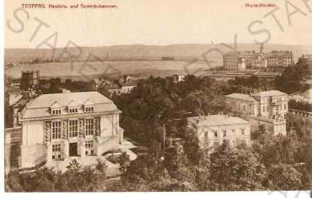 Opava Troppau Marienkloster - Pohlednice