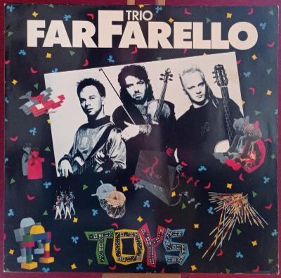 Trio Farfarello – Toys  (LP 1988 Germany)