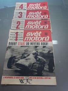 Svět motorů - rok1967