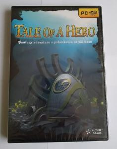 PC hra - Tale of a Hero - CZ / Nová, Nerozbaleno