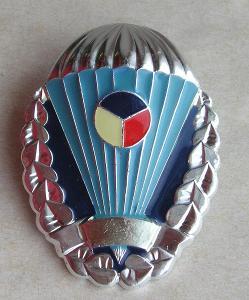 Odznak - výsadkář - PARA - AČR