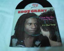 EDDY GRANT-I LOVE YOU YES I LOVE YOU-SP-1981.