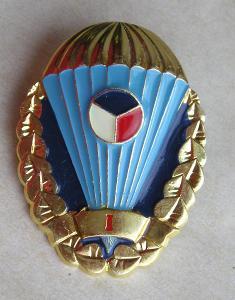 Odznak - výsadkář - PARA - AČR  - I