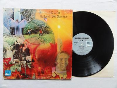 J.K & Co. - Suddenly One Summer /super-68 psych/ (US,White Whale,68)