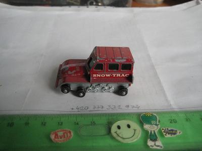 "MATCHBOX, RW, No 35-B-1, SNOW TRAC TRACTOR, "" SNOW-TRAC"","