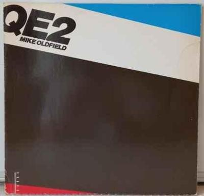 LP Mike Oldfield - QE2, 1980 EX