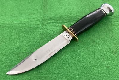 US vintage lovecký nůž MARBLES  zn. čepel  -  ROZEBÍRACÍ KUS!!!
