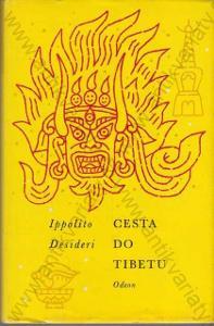 Cesta do Tibetu Desideri Živá díla minulosti 1976