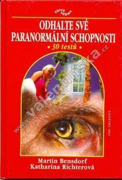 Odhalte své paranormální schopnosti - 30 testů - Knihy