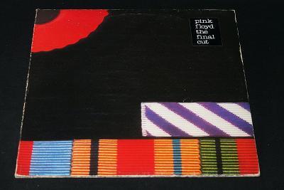 LP- Pink Floyd - The Final Cut (d23)