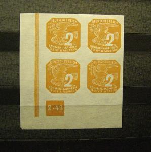 Čtyřblok NV II. Pof.10 rám nepřerušen 2 h DČ 2-43**
