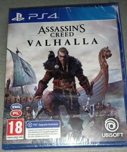 Assassins Creed Valhalla PS 4 - Nové + Eivor's Hidden Blade