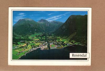 ROSENDAL...NORSKO...STAV DLE FOTA (3)