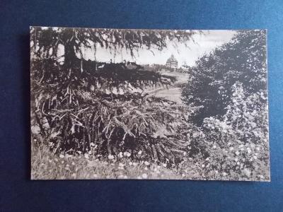 Beskydy Frýdek Místek Masarykova chta na Bezkydě razítko