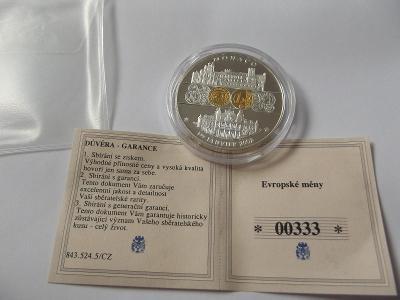 Pamětní mince 10 MONACO
