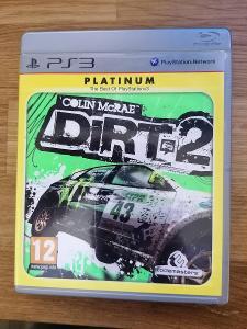 PS3 DIRT 2 PLATINUM - pro SONY Playstation 3