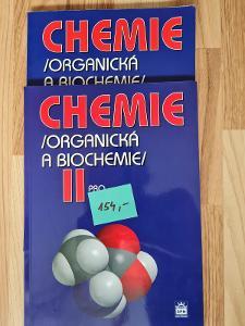 učebnice CHEMIE organická a biochemie II pro gymnázia
