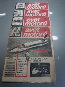 Svět motorů - rok1966