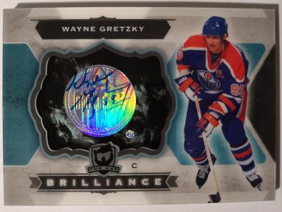 THE CUP BRILIANCE AUTO Wayne Gretzky - Edmonton Oilers
