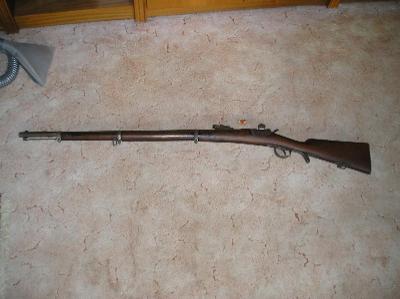 Pěchotní puška Werndl 1873