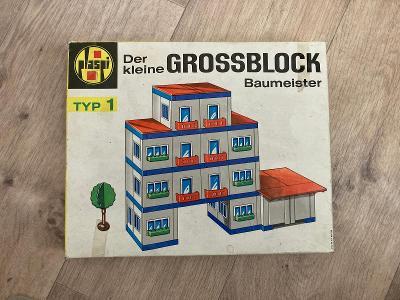Stavebnice Grossblock Typ 1