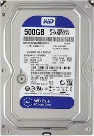 """Western Digital Caviar Blue WD5000AAKX 500GB 3,5"""" SATA"""