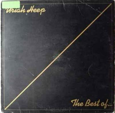LP Uriah Heep - The Best Of..., 1975