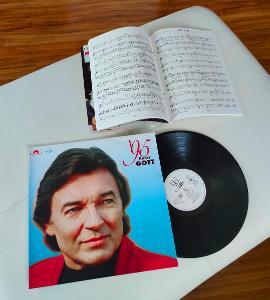 LP- KAREL GOTT - Album´95 (včetně klavírního výtahu všech písní) NM/NM