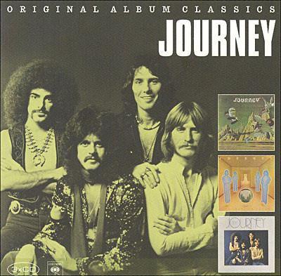 💿 3CD BOX JOURNEY – 3 Original Album Classics  /ZABALENO