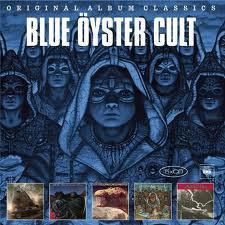 💿 5CD BOX BLUE OYSTER CULT – Original Album Classics/ZABALENO