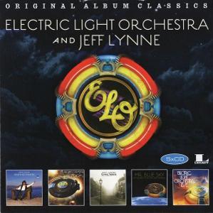 💿 5CD BOX E.L.O & JEFF LYNNE - Original Album Classics /ZABALENO
