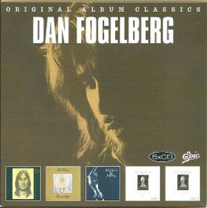 💿 5CD BOX DAN FOGELBERG - Original Album Classics /ZABALENO
