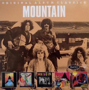 💿 5CD BOX MOUNTAIN – Original Album Classics /ZABALENO