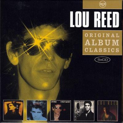 💿 5CD BOX LOU REED– Original Album Classics VOL.2/ZABALENO