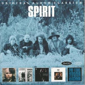 💿 5CD BOX SPIRIT– Original Album Classics /ZABALENO