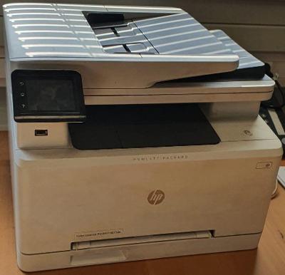 HP Color LaserJet Pro MFP M277dw B3Q11A multifunkční použitá